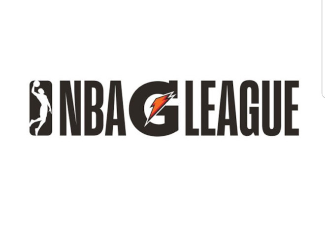 G League logo