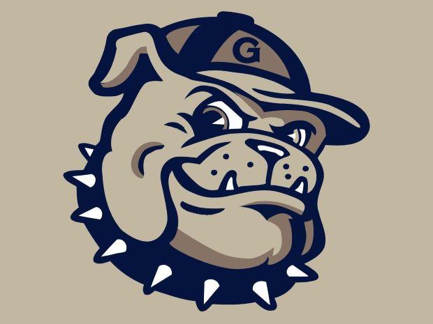Georgetown Bulldog logo