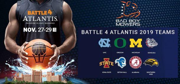 Battle 4 Atlantis logo
