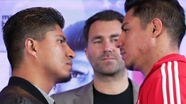 Mikey Garcia vs Jessie Vargas