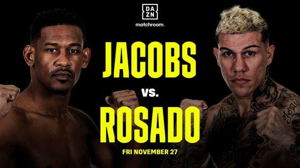 Danny Jacobs-Gabriel Rosado Fight Poster