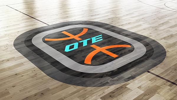 Overtime Elite Basketball Court