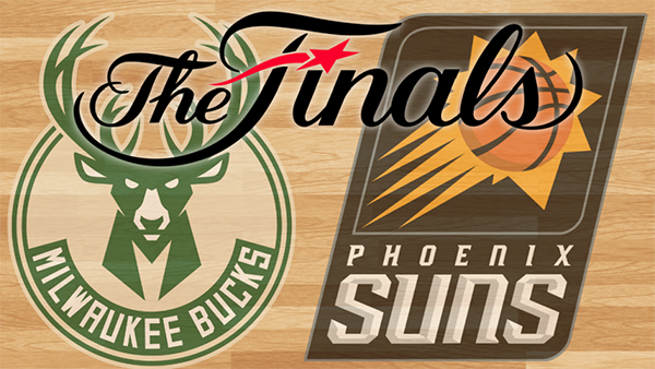 NBA Finals - Milwaukee vs Phoenix