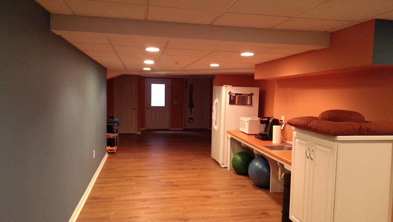 Handicap remodeling - Spina bifida kitchen 1