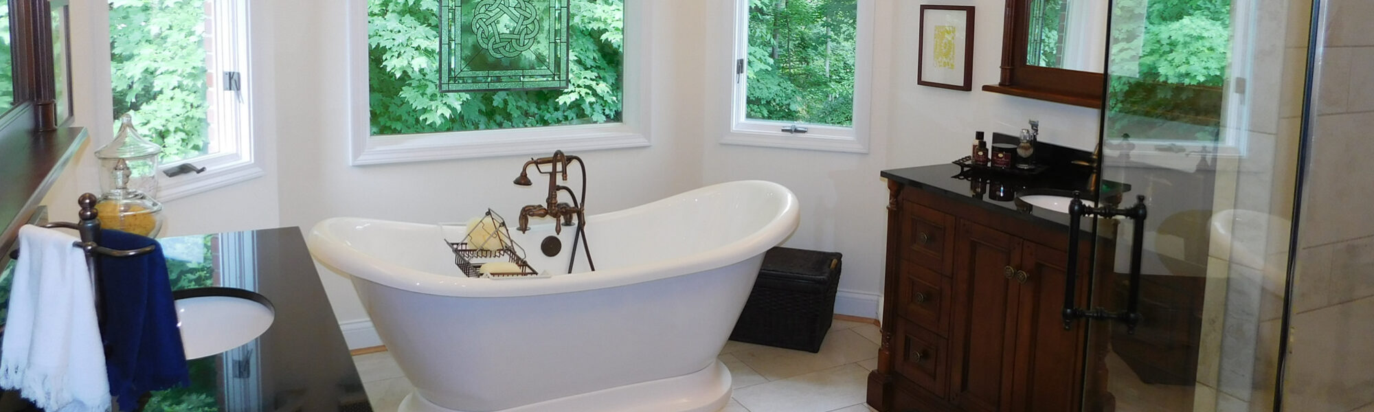 Bath Remodels - Soaking Tub