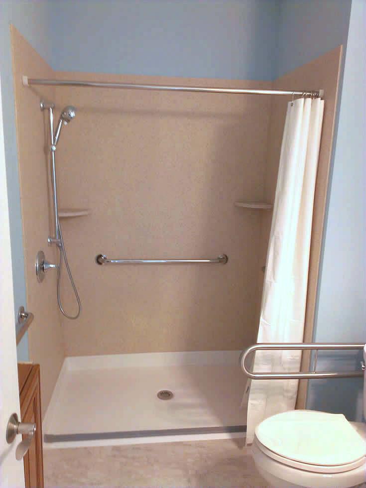 Bathroom shower - Cincinnati