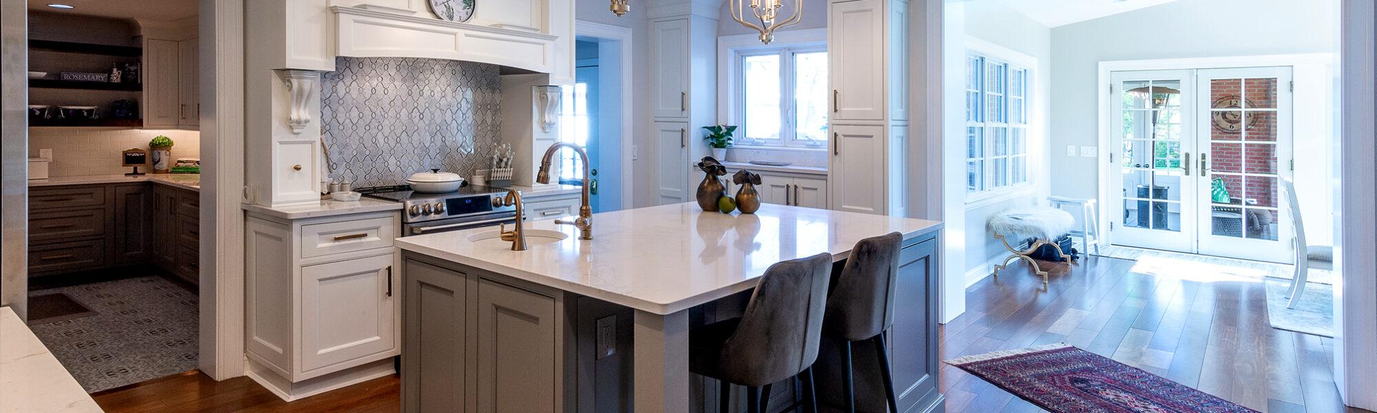 Kitchen Remodeling - Island