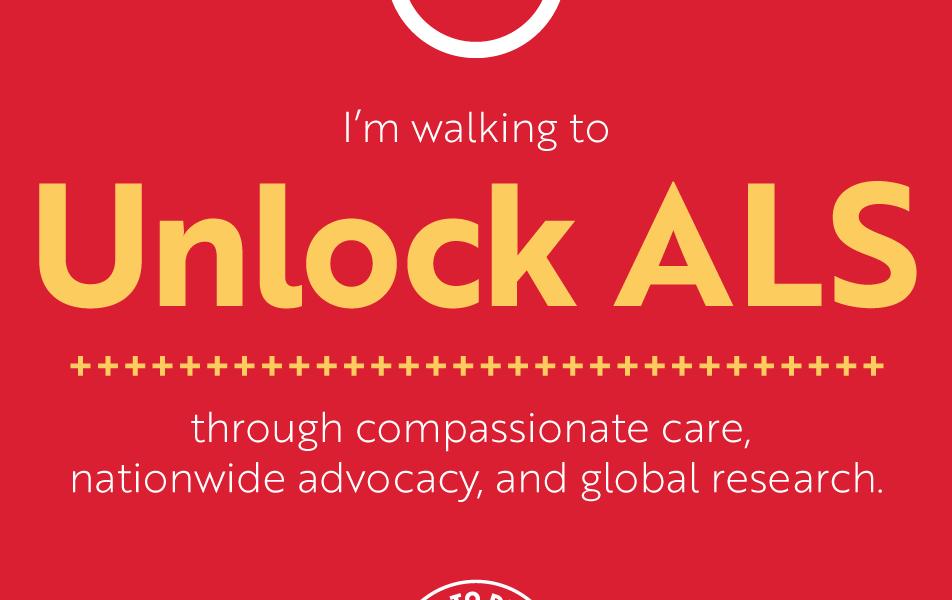 2020 ALS Walk - Unlock ALS