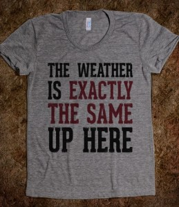 weather-up-here-tshirt