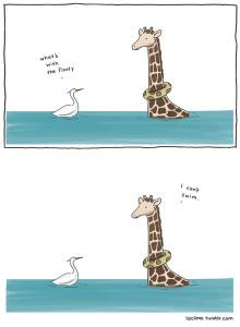 Liz-Climo-Giraffe-Deep-End