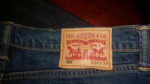 Levi's Label