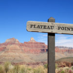 Plateau-Point-Sign