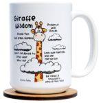 Giraffe Wisdom Mug-1