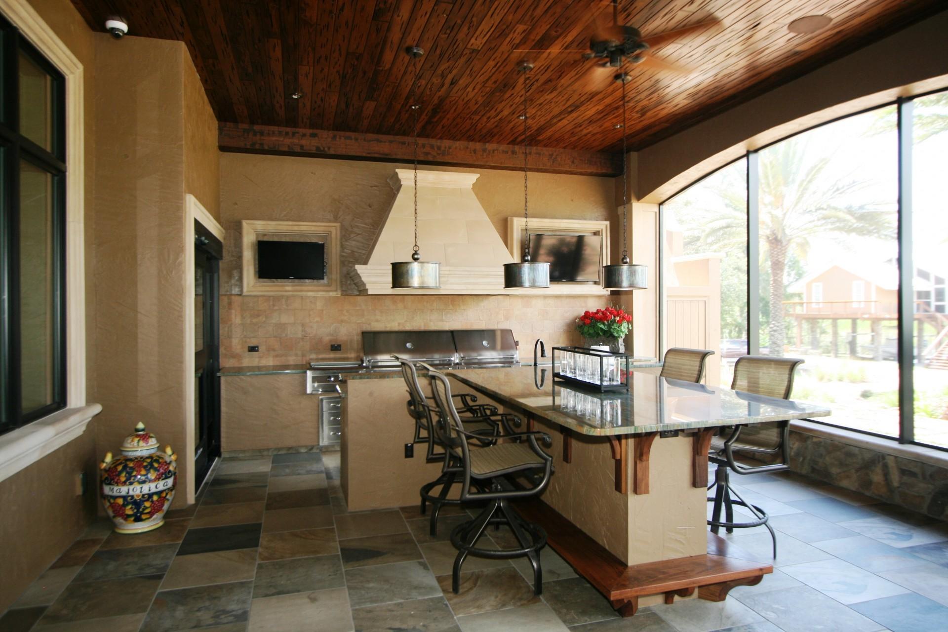 Damron Summer Kitchen