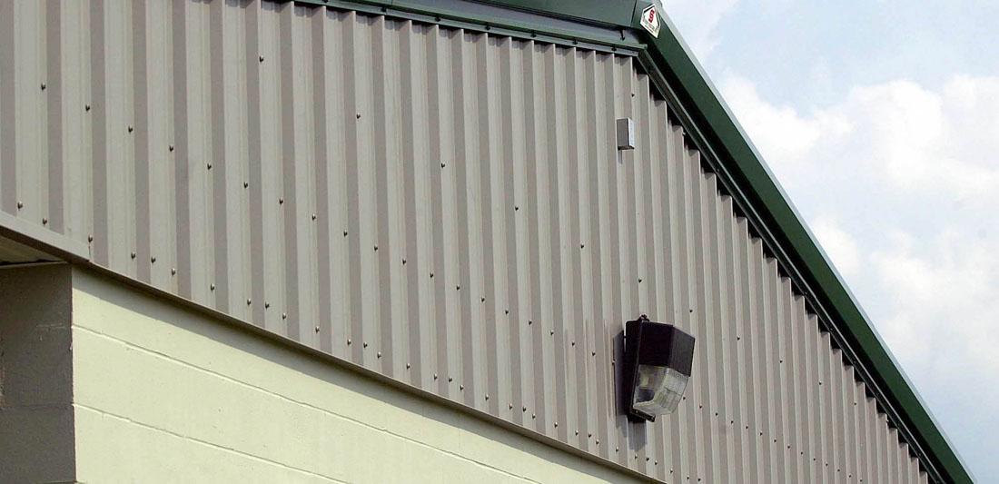 M.C. JAIL BARRACKS exterior view of eave (4)