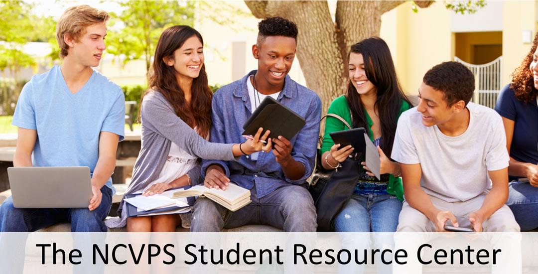 Student Resource Center banner