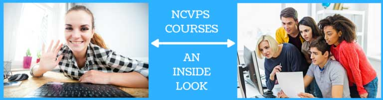what is the name of the learning management system used by ncvps to
