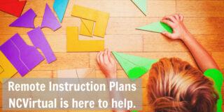 Remote Instruction Plans