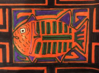 Ellie Folk Fish