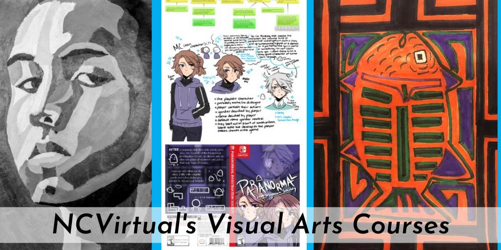 NCVirtual Visual Arts Courses