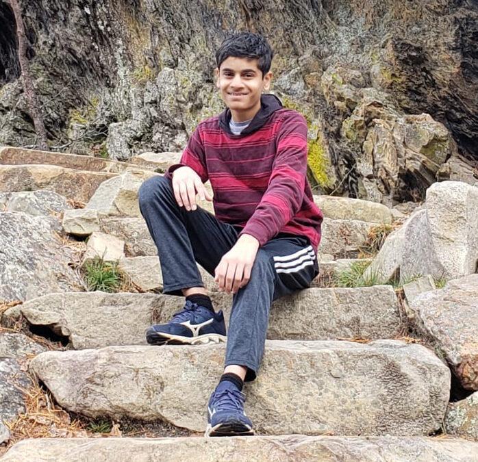 Meet Super Student Sanchit S.
