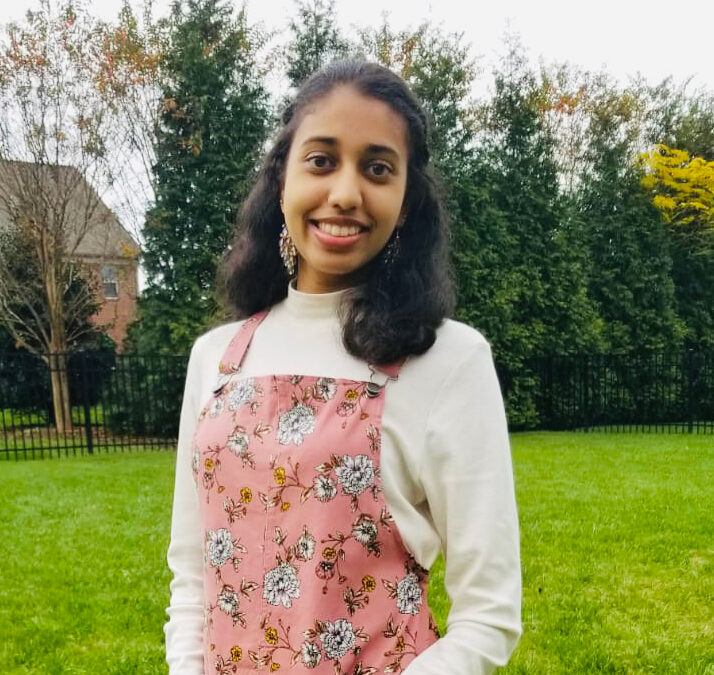 Meet Super Student Shreya S.