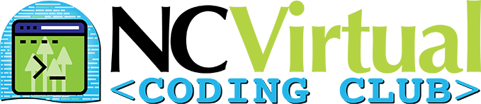 NCVirtual Coding Club banner