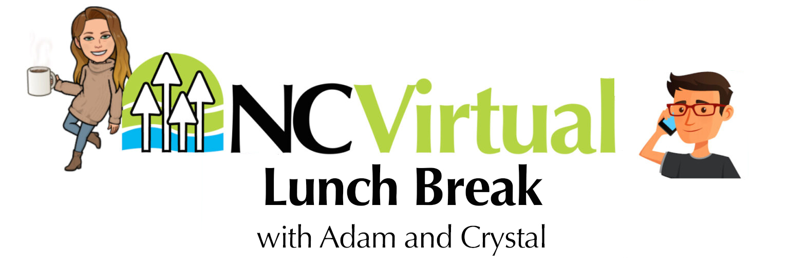 NC Virtual Lunch Break Banner