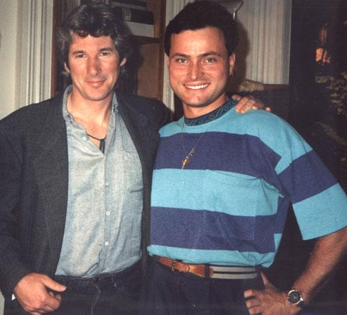 John Ostojic & Richard Gere