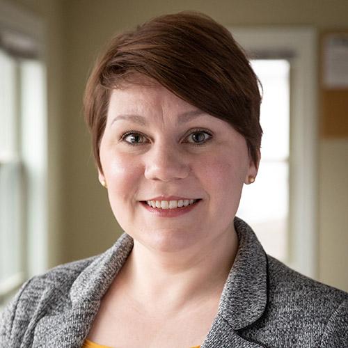 Megan Eldridge Wroldson, LICSW