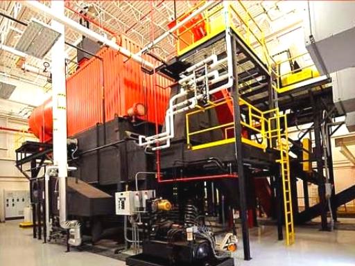 Commissioning Projects VAMC Biomass