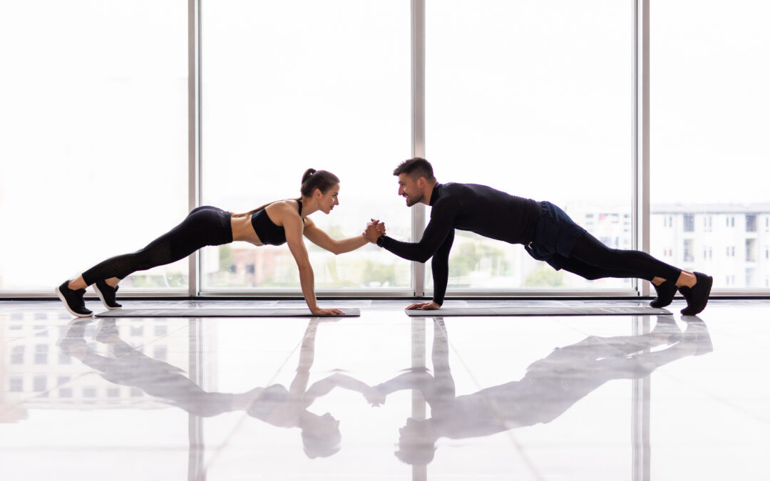 Strength Training for Your Relationship