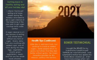Healthy Living January 2021