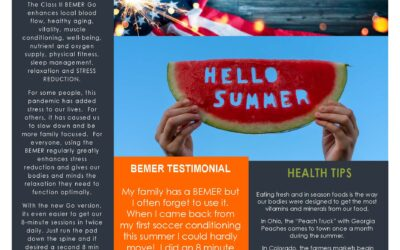 Healthy Living July 20