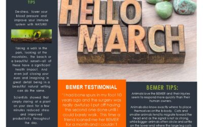 Healthy Living March 20