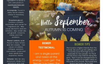 Healthy Living September 20