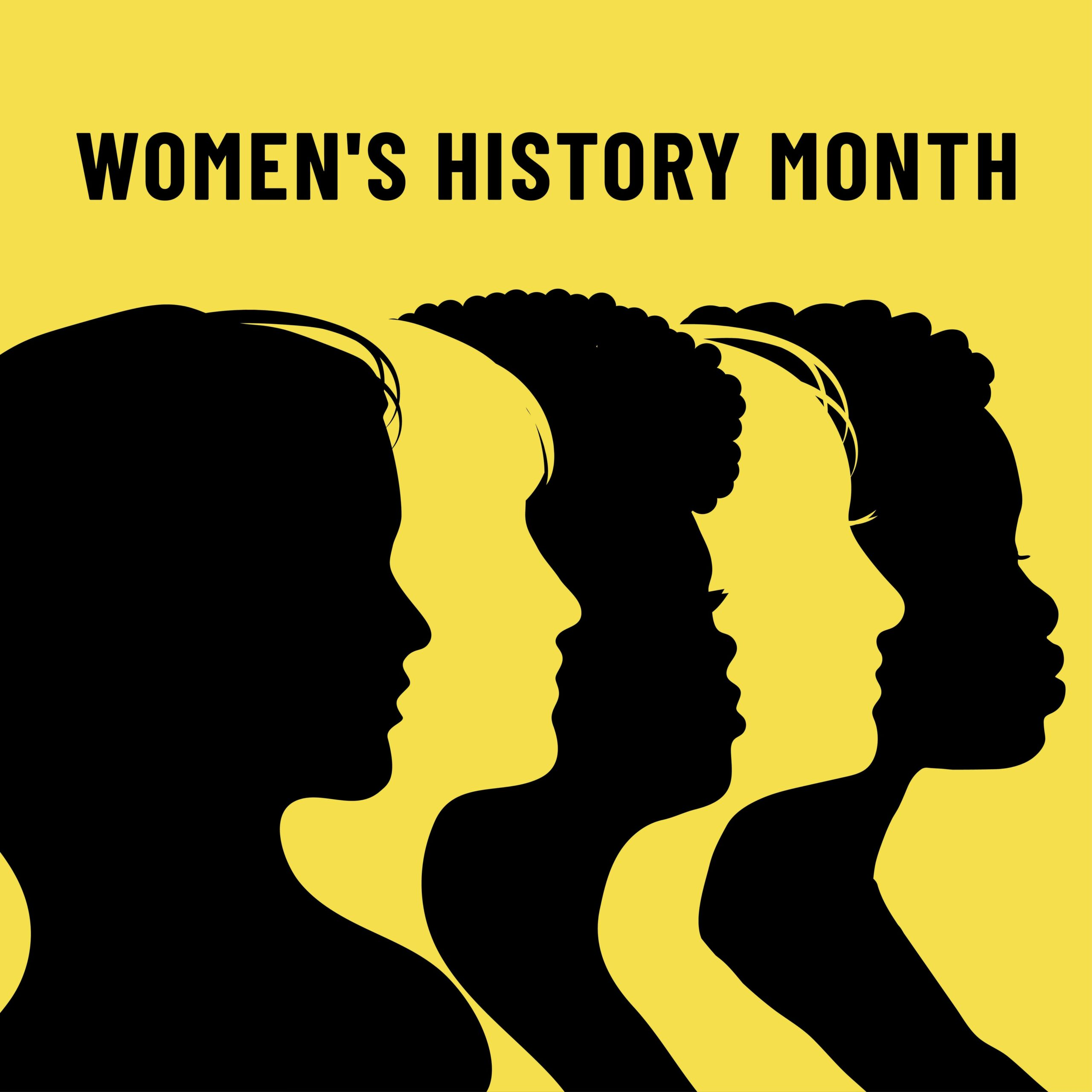#Women's History Month