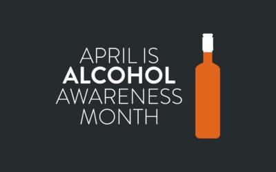 #National Alcohol Awareness Month