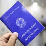 Agência Sine suspende provisoriamente encaminhamento de Carteira de Trabalho