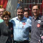 Deputado Pimenta visita Venâncio em apoio ao PT