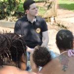 Moradores da Vila Táta apresentam demandas ao 45