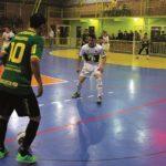 Rodada dupla com os estaduais de basquete e futsal em Venâncio