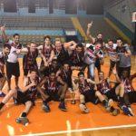Guarani fecha temporada de basquete com a conquista da Copa RS