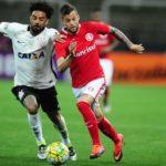 Inter e Corinthians vão se encontrar na 4ª fase da Copa do Brasil