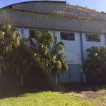 Ginásio da Escola Adelina Konzen está interditado há três anos e não tem prazo para reparos