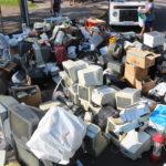 Prefeitura de Venâncio realiza ação de coleta de lixo eletrônico dia 10 de julho