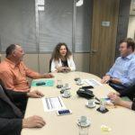 Município busca financiamento para infraestrutura do novo Distrito Industrial