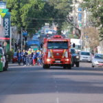 Chama da Pátria chega em Venâncio Aires