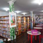 Biblioteca Municipal busca doações de obras literárias para o acervo