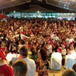 Mais de 18 mil pessoas participam da 3ª Festa das Orquídeas de Mato Leitão